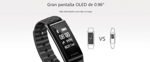 RELOJ INTELIGENTE HUAWEI COLOR BAND A2 6