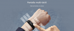 RELOJ INTELIGENTE HUAWEI COLOR BAND A2 7