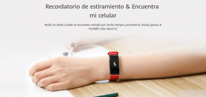 RELOJ INTELIGENTE HUAWEI COLOR BAND A2 11