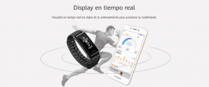 RELOJ INTELIGENTE HUAWEI COLOR BAND A2 13