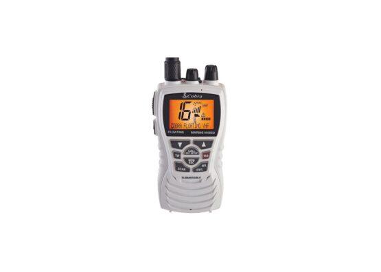 Radio VHF Flotante 6 vatios COBRA ELECTRONICS All-Terrain-Radio™ 2