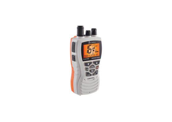Radio VHF Flotante 6 vatios COBRA ELECTRONICS All-Terrain-Radio™ 3