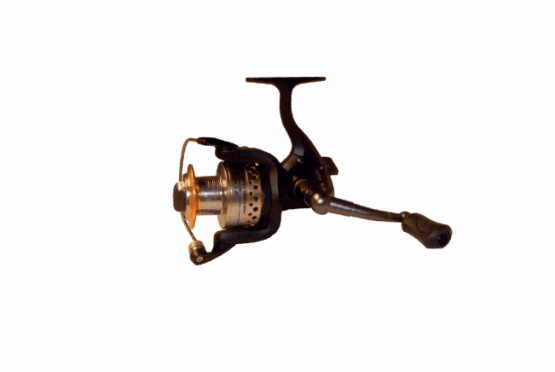 Reel Frontal Interfish IFX40 9RUL-REL:4.8:1-CAP:130m x 0.37mm 1
