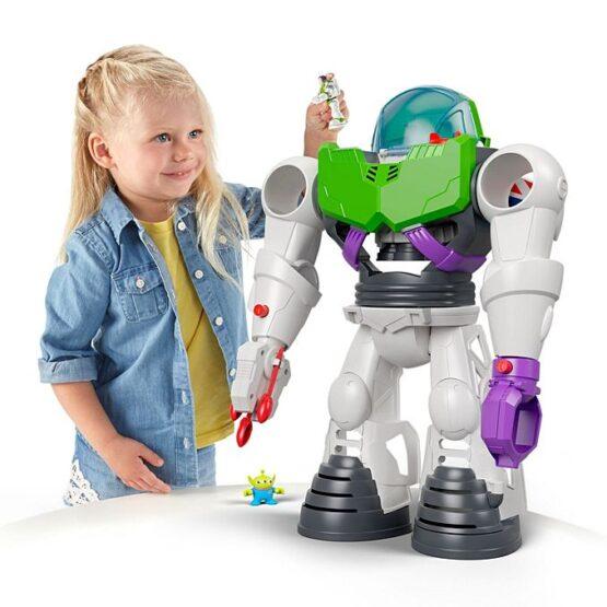 Toy Story Buzz Lightyear Robot Imaginext® 6