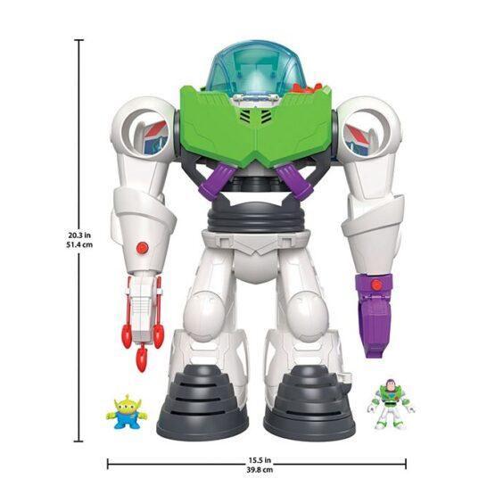 Toy Story Buzz Lightyear Robot Imaginext® 7