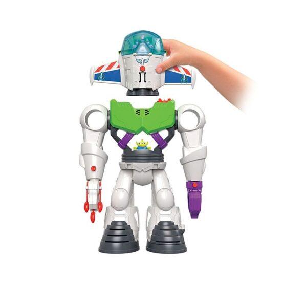 Toy Story Buzz Lightyear Robot Imaginext® 5