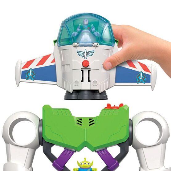 Toy Story Buzz Lightyear Robot Imaginext® 4
