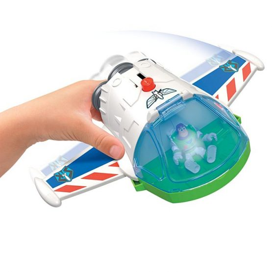 Toy Story Buzz Lightyear Robot Imaginext® 3