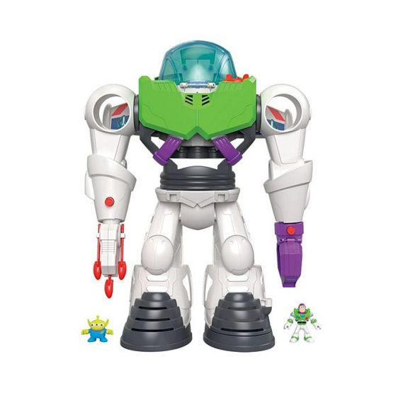 Toy Story Buzz Lightyear Robot Imaginext® 1