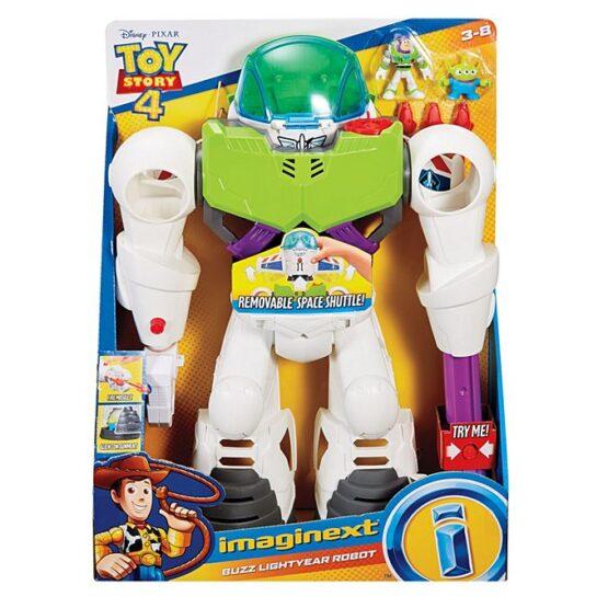 Toy Story Buzz Lightyear Robot Imaginext® 8