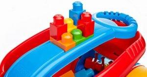 Mega Bloks® - VAGON RECOGE BLOQUES Primeros constructores 20