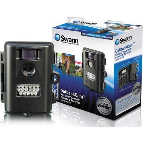 Camara Salvaje SWANN OutbackCam Portable 5 Megapixel Video Camera & Recorder 1