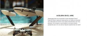 MINI DRONE PARROT HYDROFOIL NEWZ 9