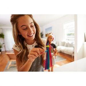 Muñeca Barbie® Peinados de Arco Iris Brillante 26