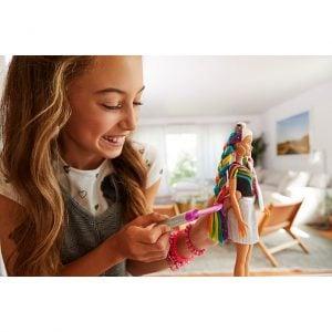 Muñeca Barbie® Peinados de Arco Iris Brillante 31