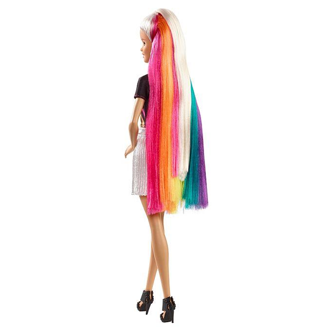 Hermoso barbie peinados Galería De Tutoriales De Color De Pelo - Muñeca Barbie® Peinados de Arco Iris Brillante - El Bunkker