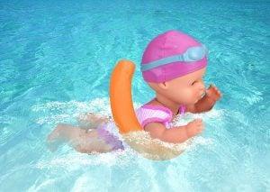 Muñeco Interactivo Nadador Nenuco 11
