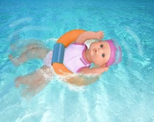 Muñeco Interactivo Nadador Nenuco 13