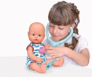 Muñeco Nenuco Cuidados Médicos con Accesorios 9