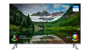 "TELEVISOR QLED SMART TV SAMSUNG 55"" UHD 4K 11"