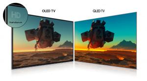 "TELEVISOR QLED SMART TV SAMSUNG 55"" UHD 4K 15"