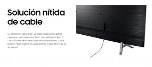 "TELEVISOR QLED SMART TV SAMSUNG 55"" UHD 4K 19"