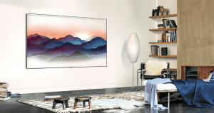"TELEVISOR QLED SMART TV SAMSUNG 55"" UHD 4K 20"