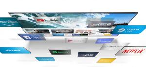 "TELEVISOR QLED SMART TV SAMSUNG 55"" UHD 4K 25"