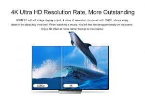 TV BOX V88 SCISHION Smart 4K Android Quad Core 43