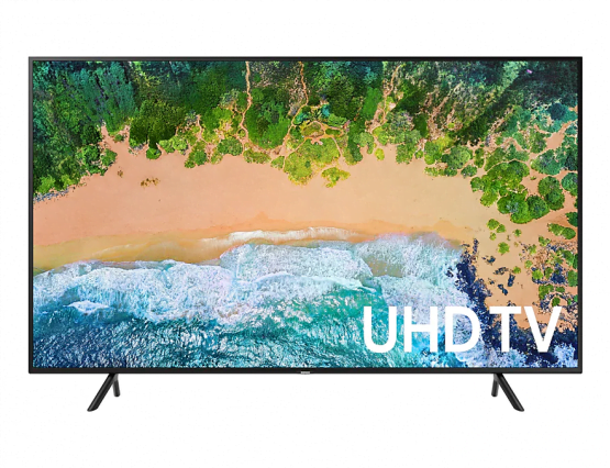 "Televisor LED SMART TV SAMSUNG 55"" UHD 4K 3"