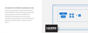 """Televisor SAMSUNG LED SMART 49"""" FULL HD 11"""
