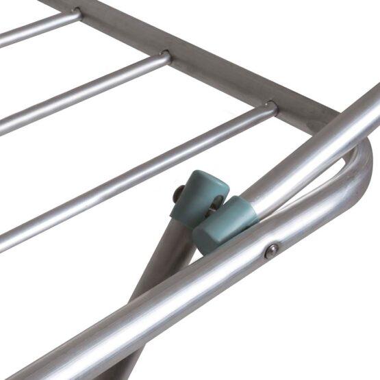 Tendedero de Piso Mor con Extensiones de Aluminio 4