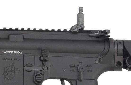 FUSIL DE AIRSOFT ELÉCTRICO SR15 E3 MOD2 Carbine M-LOK G&G ARMAMENT 6