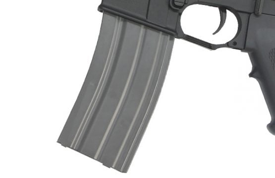 FUSIL DE AIRSOFT ELÉCTRICO SR15 E3 MOD2 Carbine M-LOK G&G ARMAMENT 4