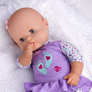 Muñeco Nenuco Blandito Poses de Bebé. 5