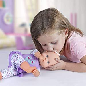 Muñeco Nenuco Blandito Poses de Bebé. 6