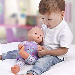 Muñeco Nenuco Blandito Poses de Bebé. 7
