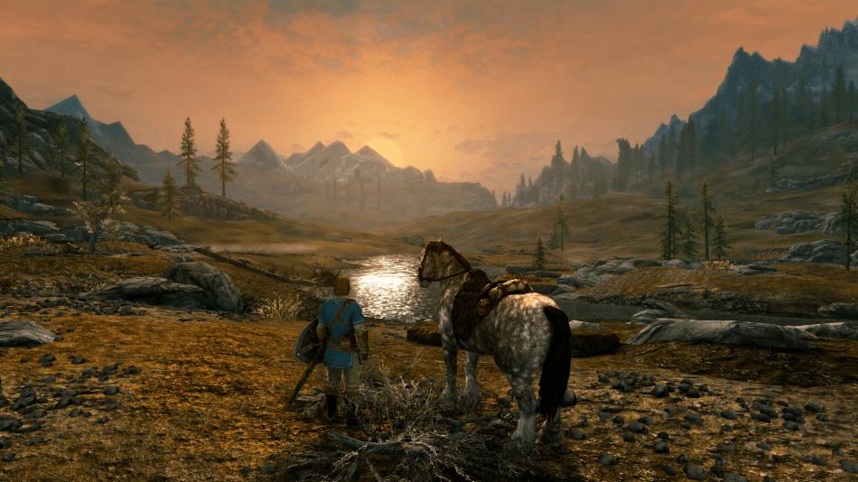 Nintendo Switch - Juego Oficial The Elder Scrolls V: Skyrim® 11