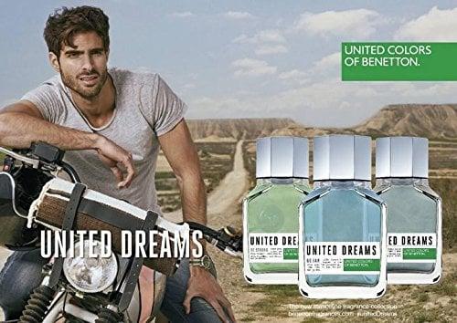 Perfume Benetton United Dreams Men Go Far EDT 3