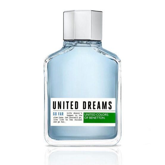 Perfume Benetton United Dreams Men Go Far EDT 2
