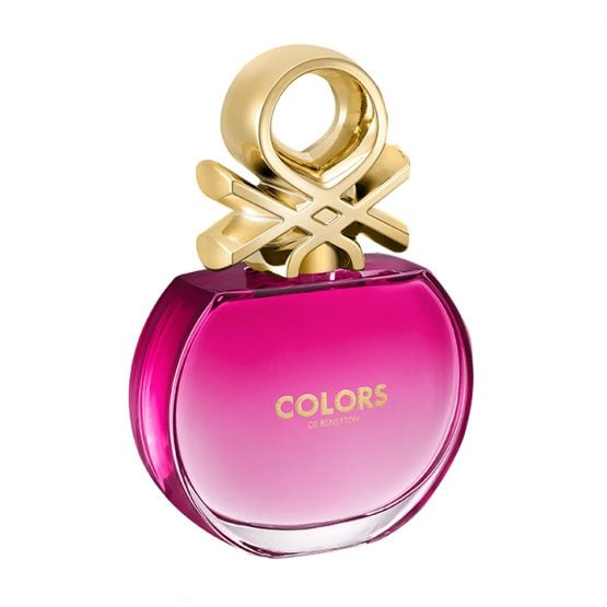 Perfume Colors Pink Benetton EDT FOR HER 2