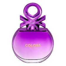Perfume Colors Purple Benetton EDT FOR HER 3