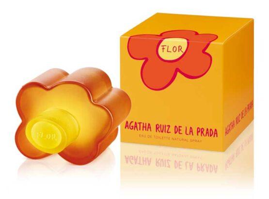 Perfume Mujer Agatha Ruiz de la Prada Flor EDT 5