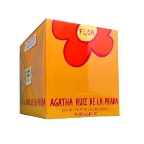 Perfume Mujer Agatha Ruiz de la Prada Flor EDT 3