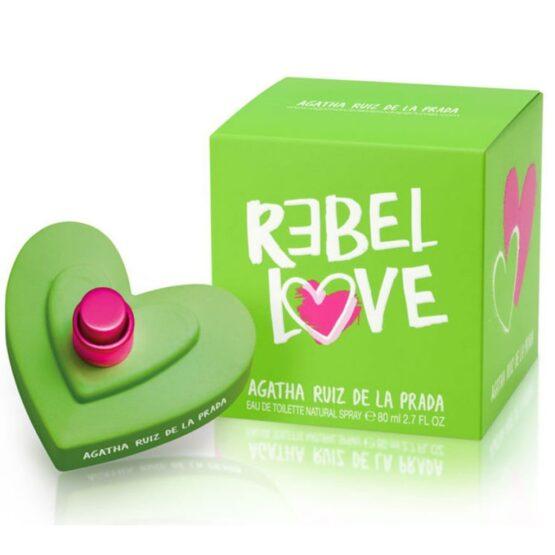 Perfume Mujer Agatha Ruiz de la Prada Rebel Love 2
