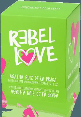 Perfume Mujer Agatha Ruiz de la Prada Rebel Love 1