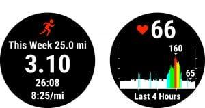 Reloj Garmin Forerunner 45S con GPS 15