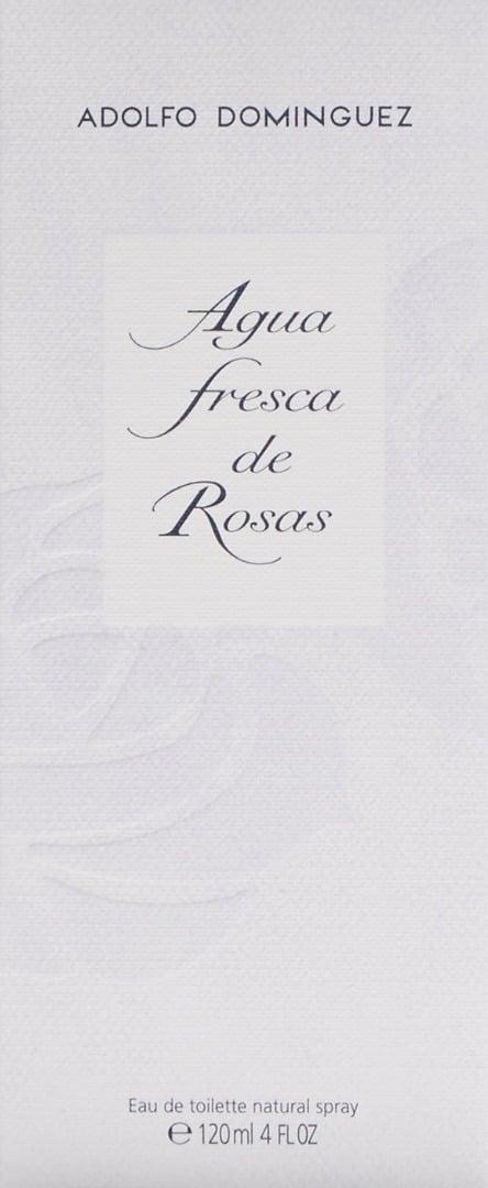 Agua Fresca de Rosas EDT vaporizado de Adolfo Dominguez 2