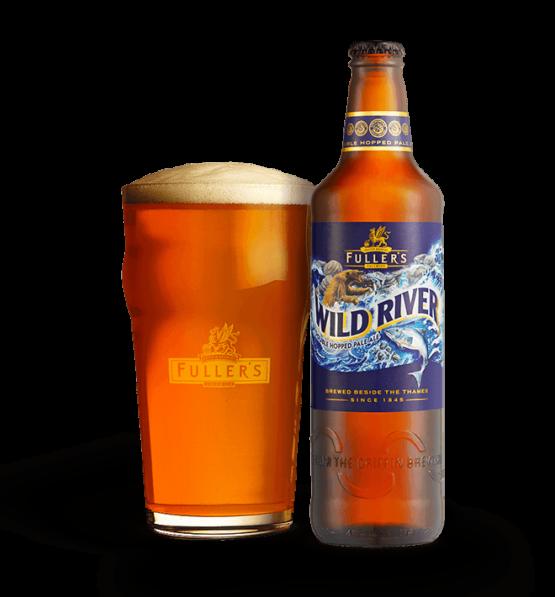 Cerveza Fuller´s Wild River 500ml Pack 8 Unidades 2