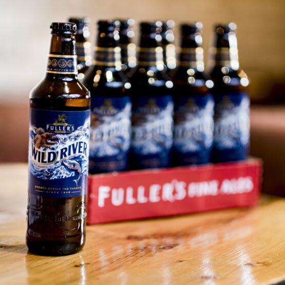 Cerveza Fuller´s Wild River 500ml Pack 8 Unidades 4